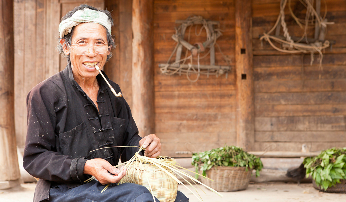 Jordbrukare blir e-handlare med hjälp av Alibaba