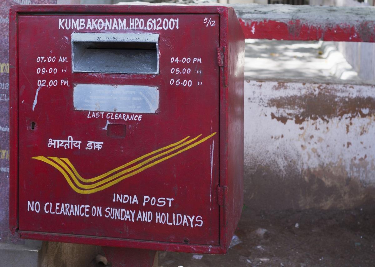 E-handelsboomen i Indien regnar pengar över India Post