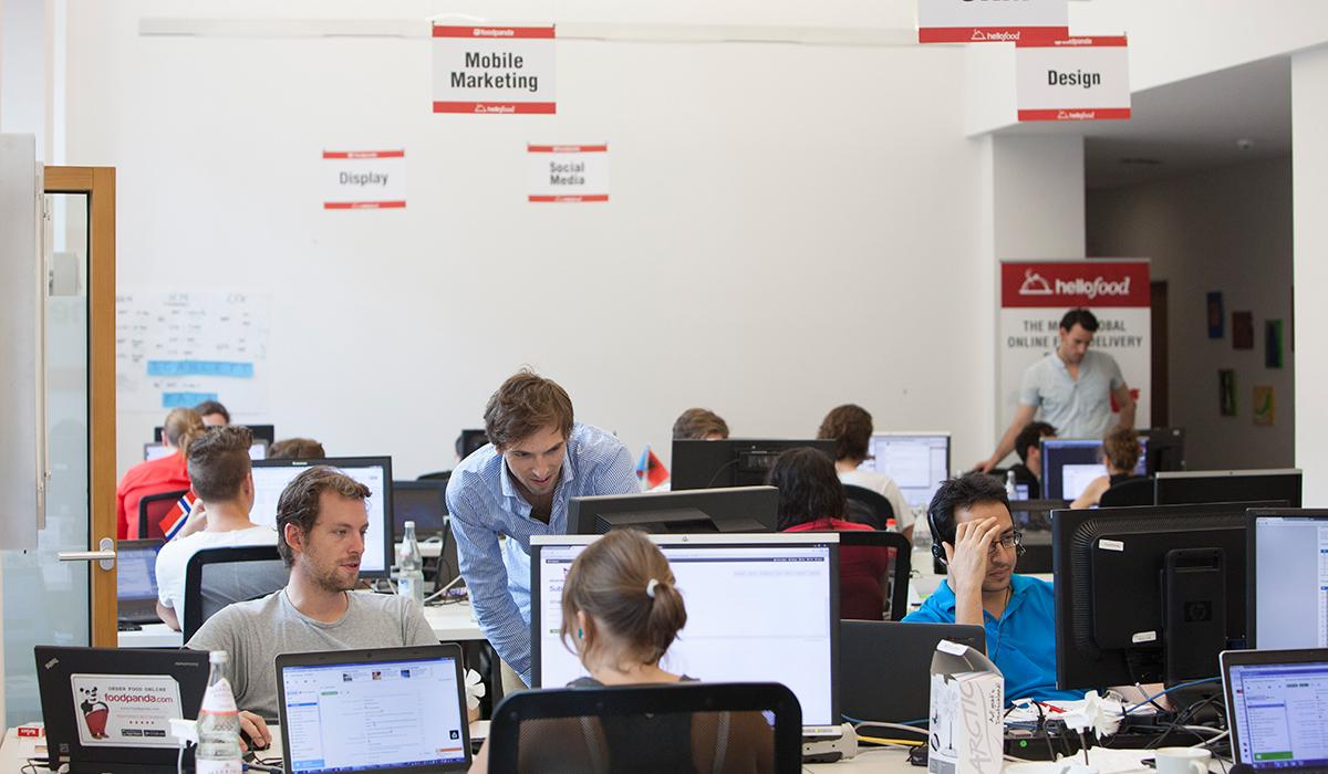Rocket Internet tappar två toppchefer