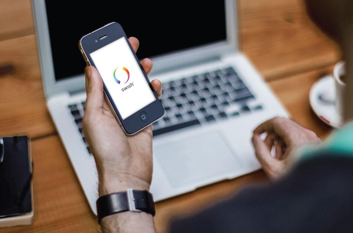 Swish vill ha en fjärdedel av den svenska e-handeln