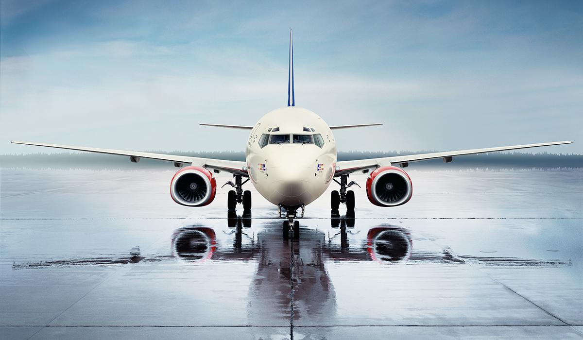 Nu kan du betala flygbiljetten med ett klick