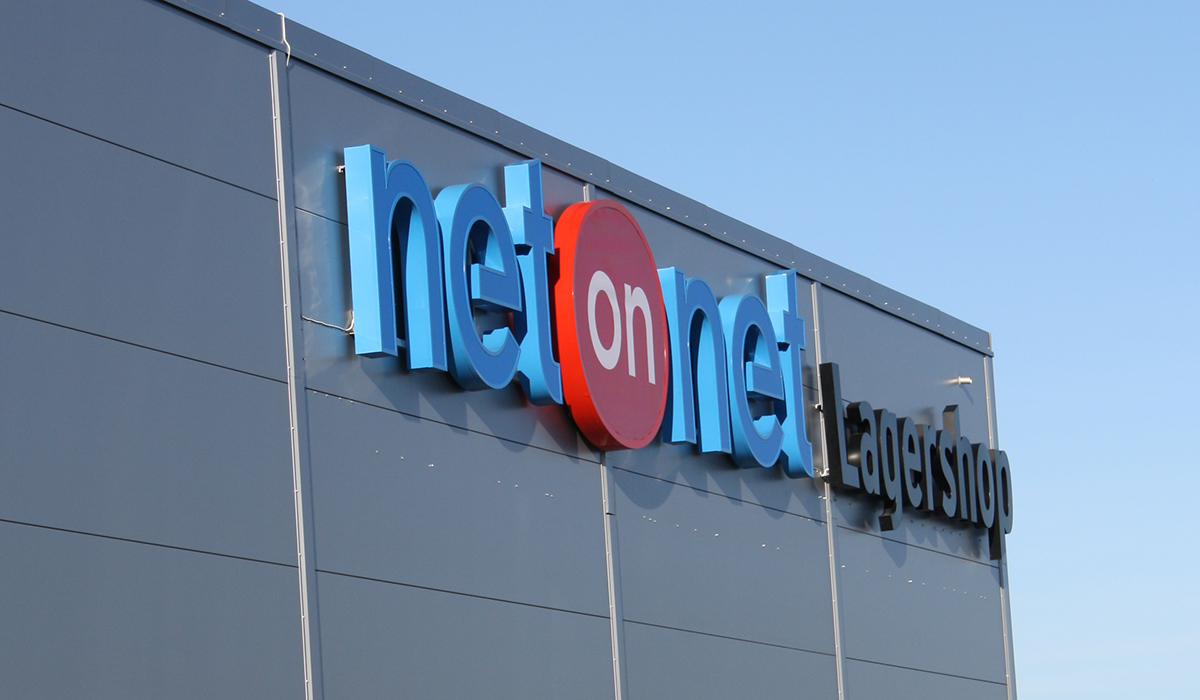 NetOnNet öppnar ny butik på Sibas gamla tomt