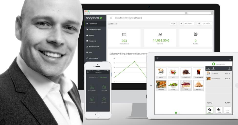 App ska göra administrationen enkel för e-handlare i Sverige