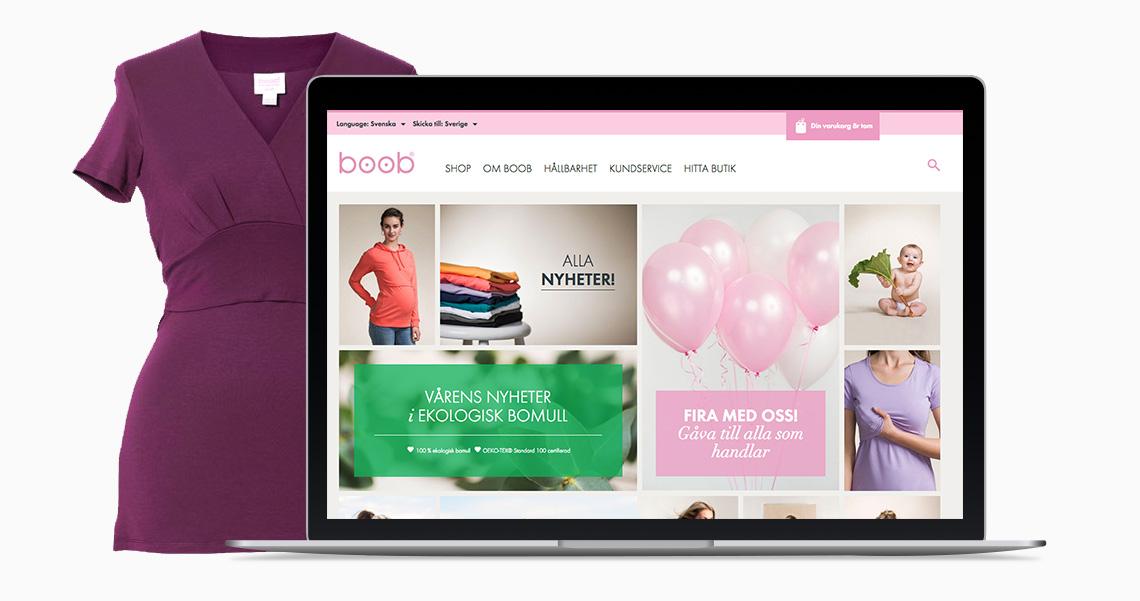 Svenskt klädföretag lanserar ny skräddarsydd e-handel
