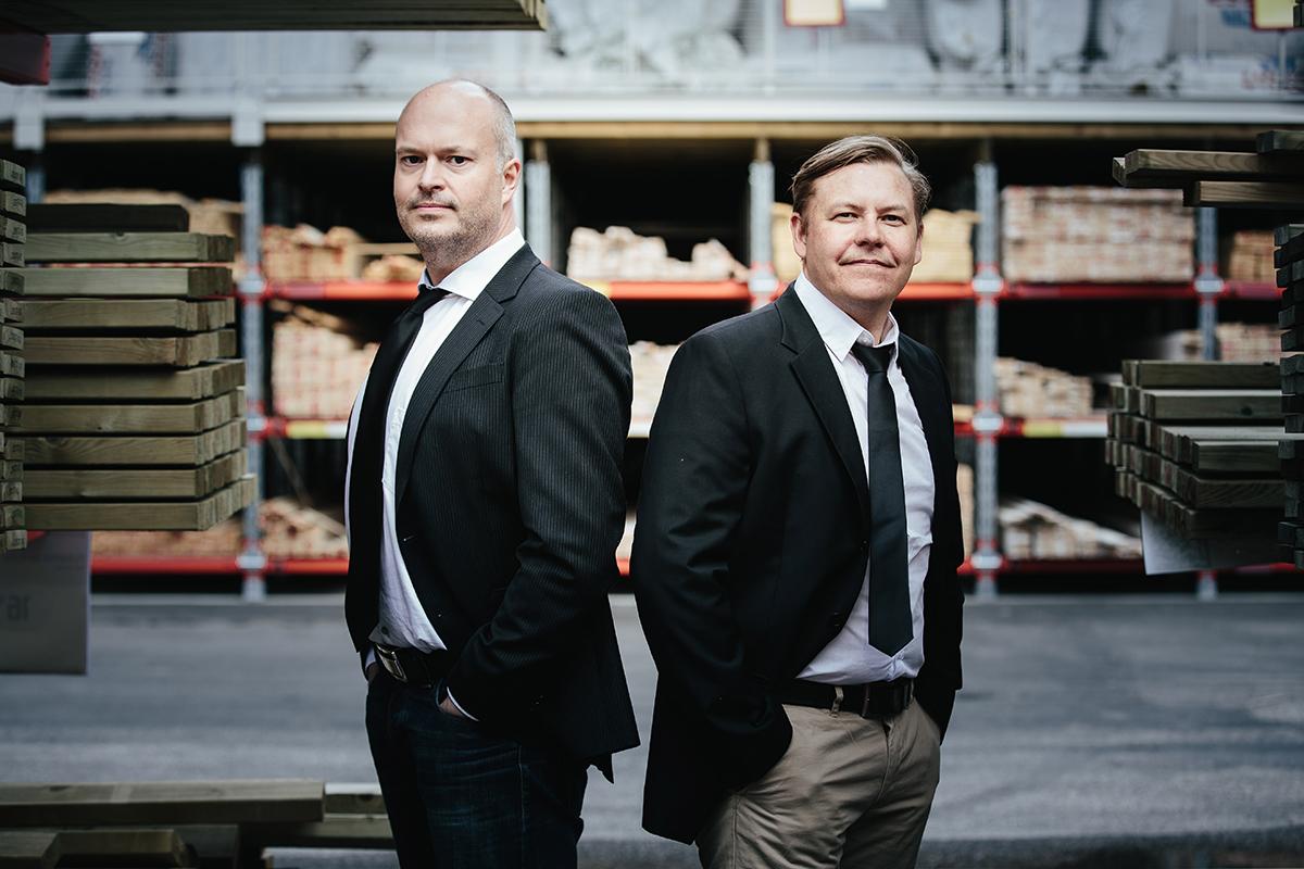 Byggvarulistan tar klivet in på den norska marknaden