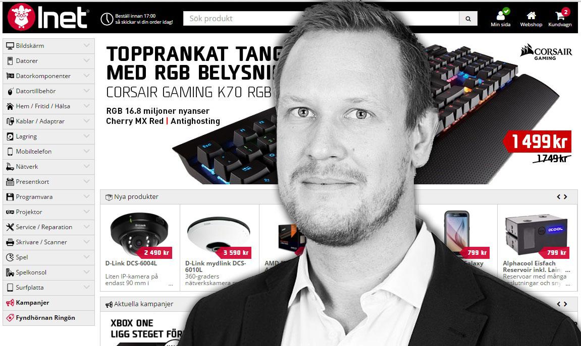 Sveriges bästa datorbutik blir äntligen responsiv