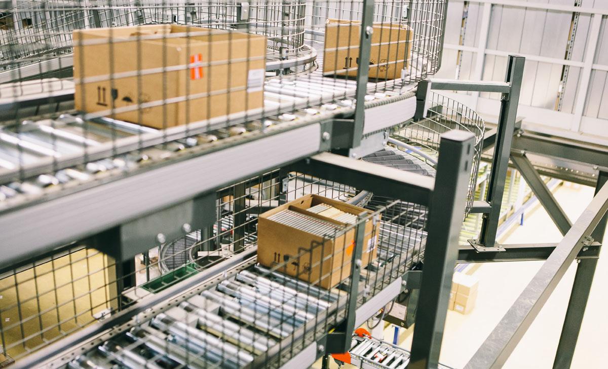 3PL-lager för e-handel växer upp ur döende CD-bransch