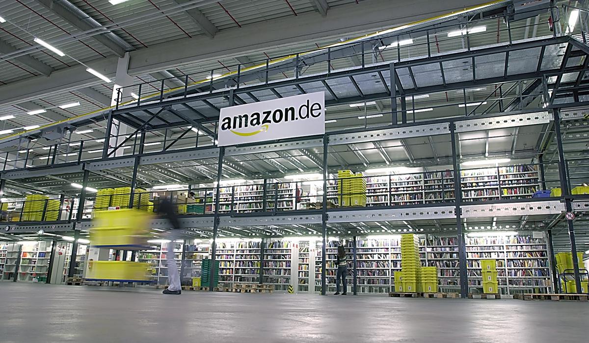 Amazon har börjat leverera på egen hand i Tyskland