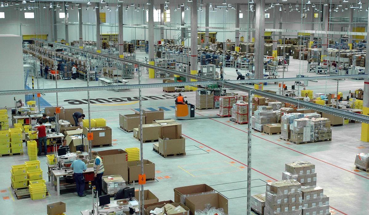 Tyska Amazon-anställda i ny strejk för bättre löner