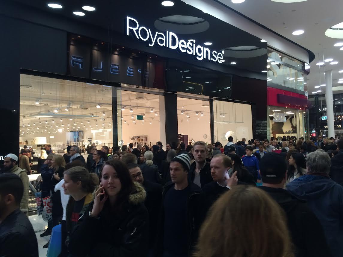 Royal Design ökar med 80% - öppnar butiker i hela Norden