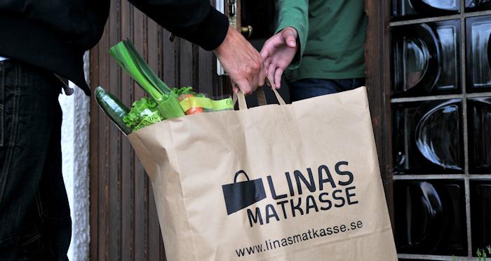 Linas Matkasse drar in 80 miljoner i riskkapital - och gör om sin hemsida