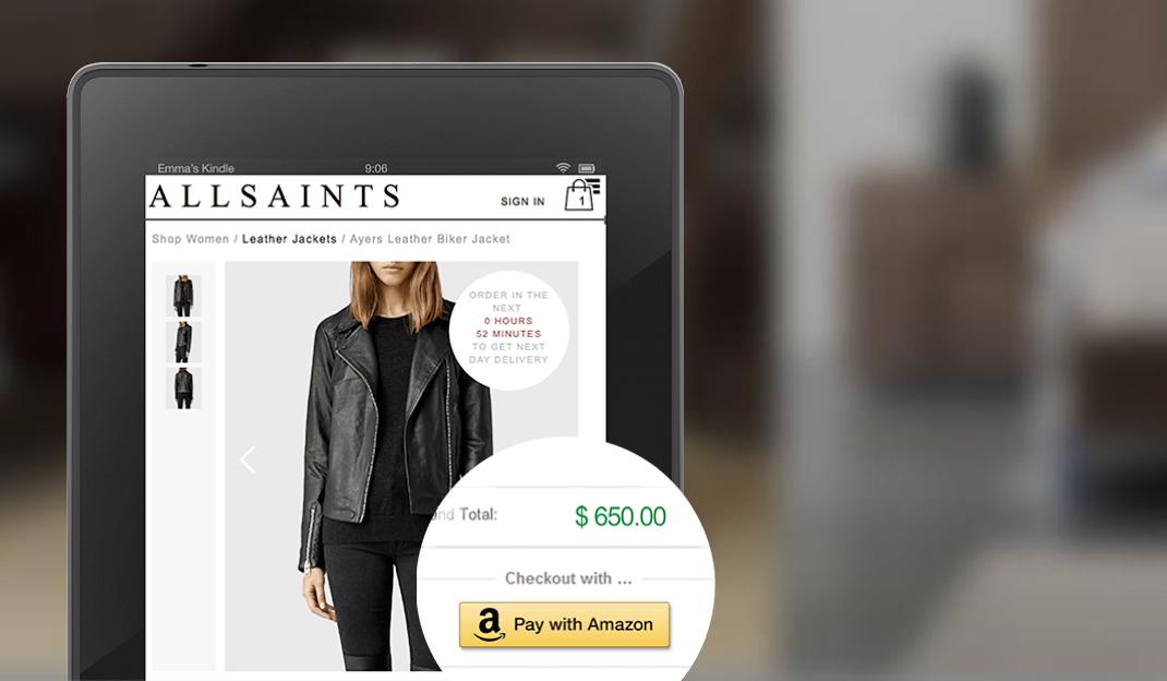 Nya samarbeten ska få fler att använda Amazons betaltjänst