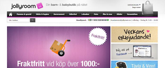 E-handlarna bakom Komplett startar Babybutik på nätet