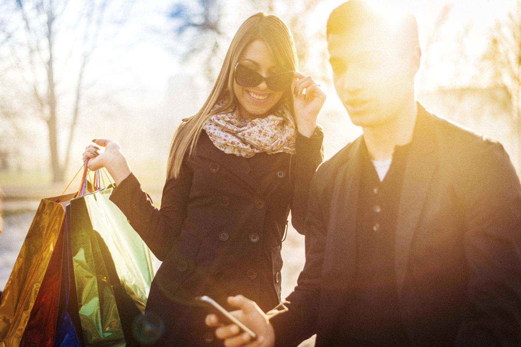 Mer än vart fjärde nätköp görs nu i mobilen