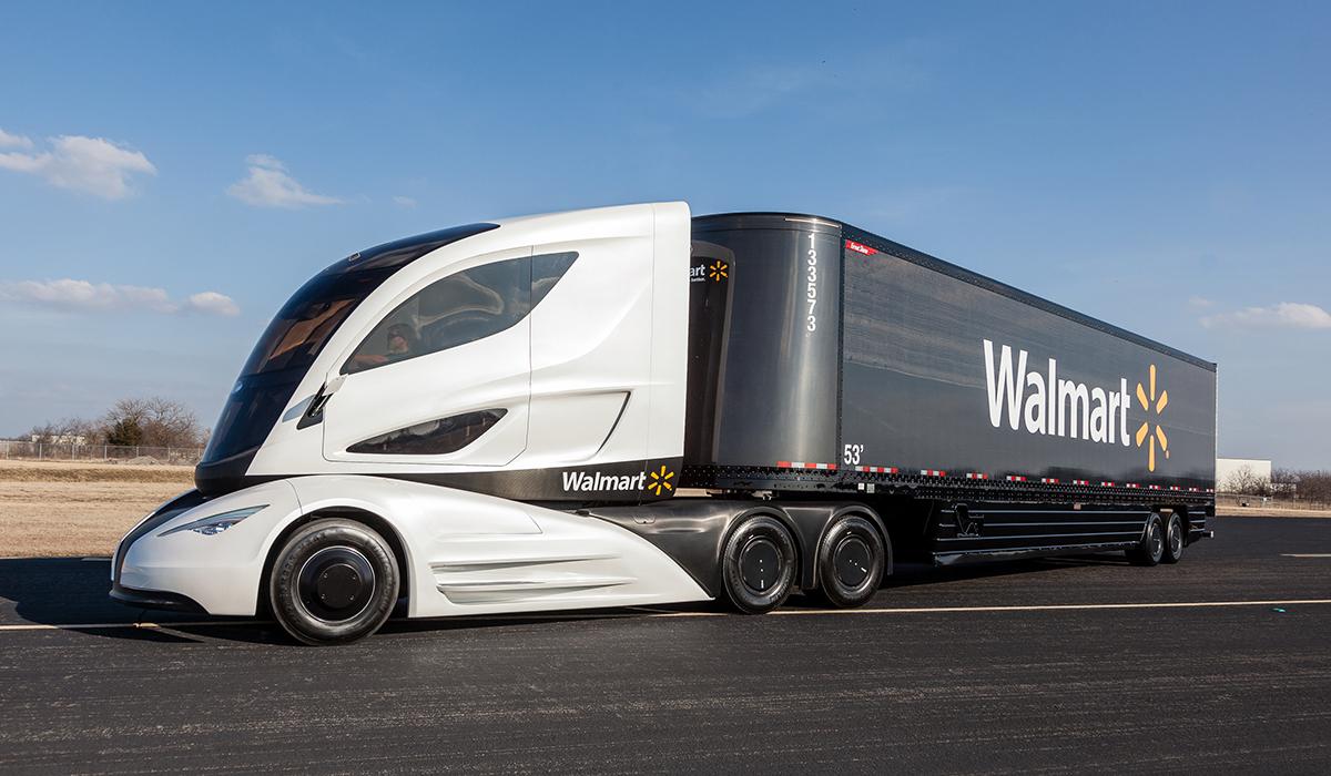 Walmart tar sikte på Amazon med tvådagarsleverans