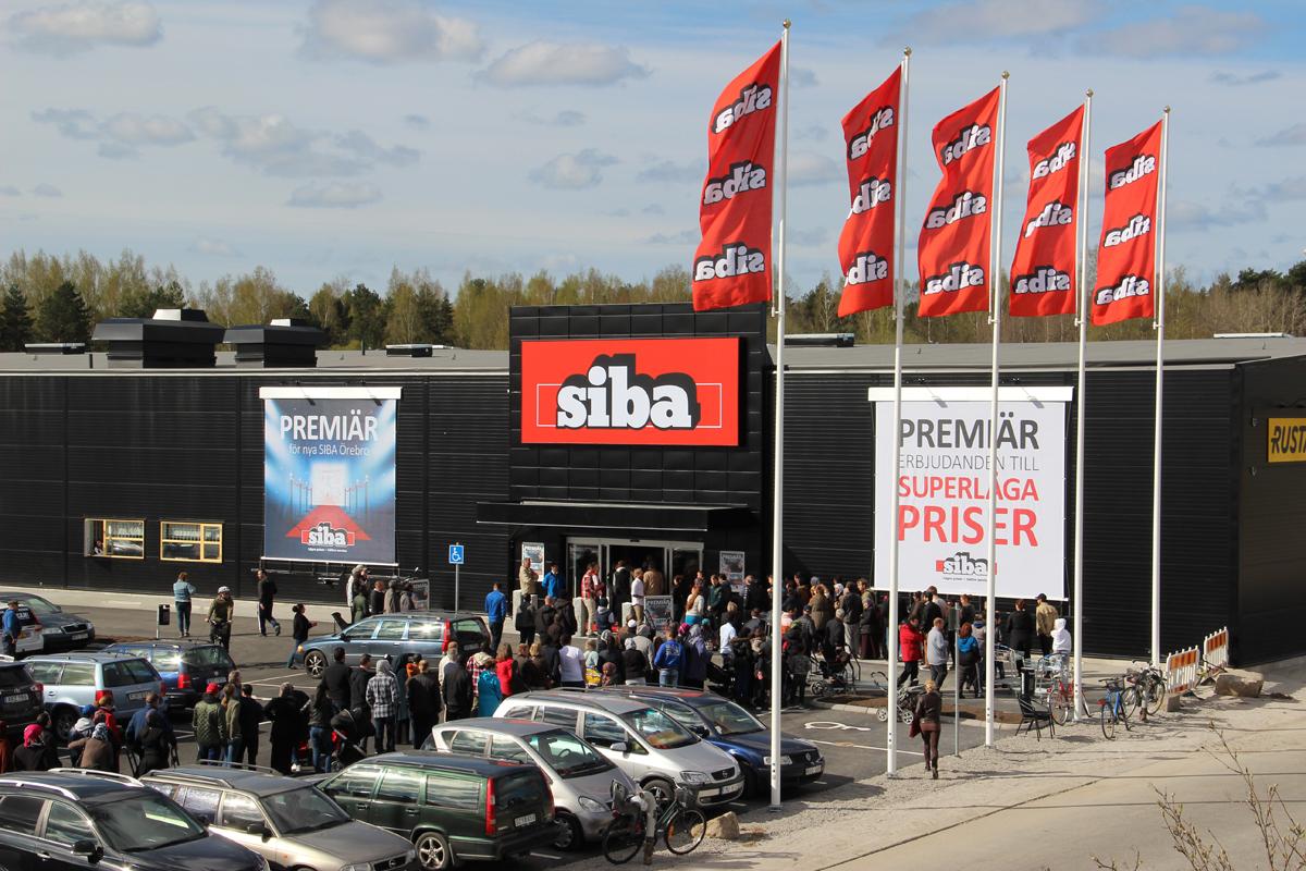 SIBA e-handelssatsar - gör om alla butiker till NetOnNet