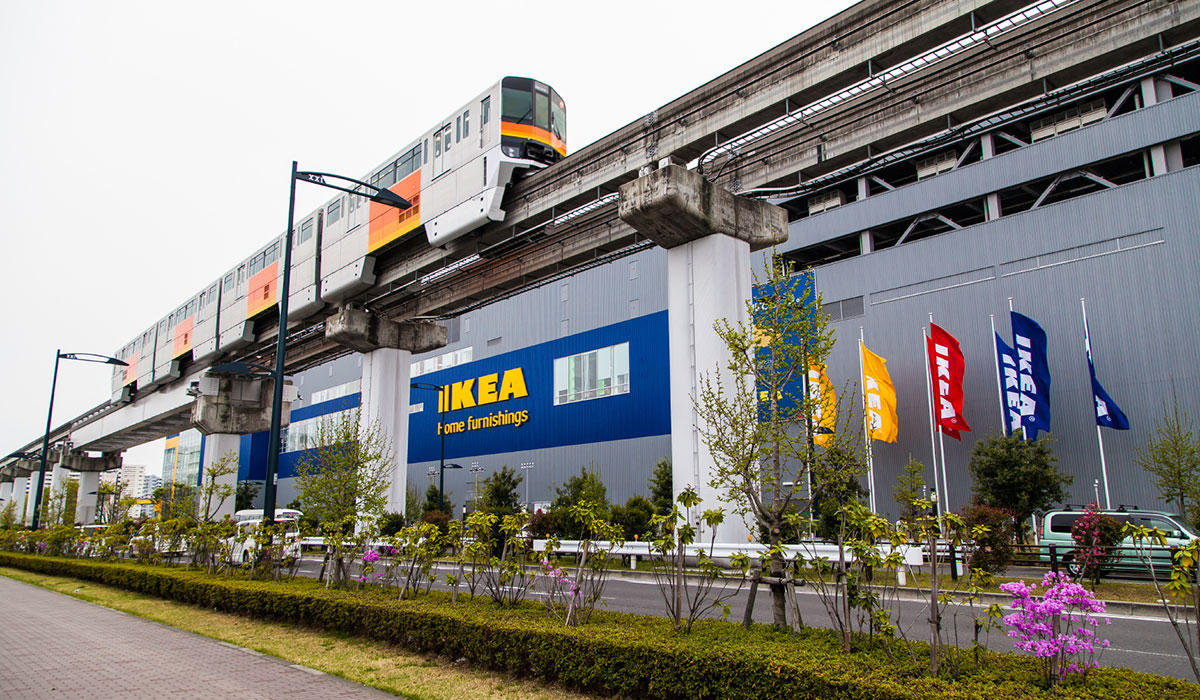 IKEA bygger vidare på sitt omnikanalkoncept i Kina