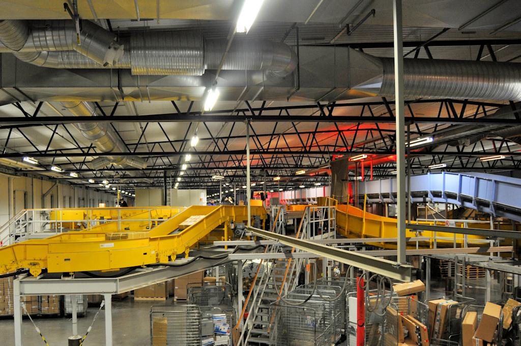 10 000 paket försenade efter teknikproblem hos PostNord