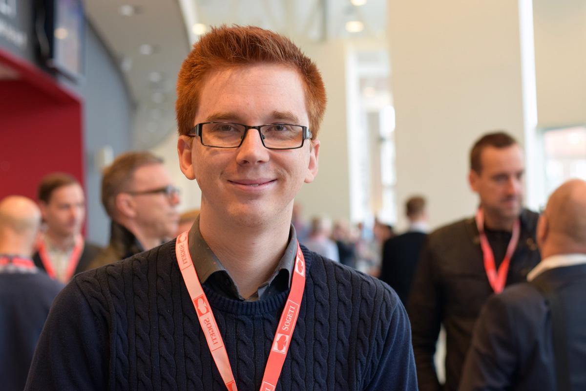 Premiär för Sixten Engströms e-handelsskola