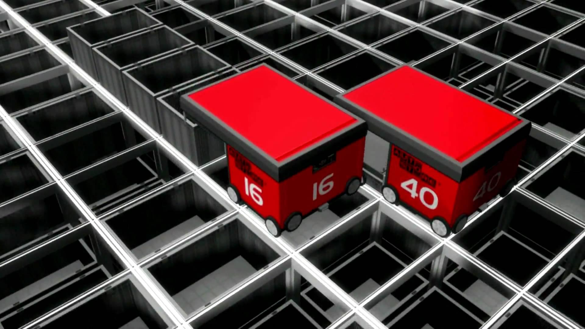 Robotlager allt vanligare - Boozt satsar på 130 robotar