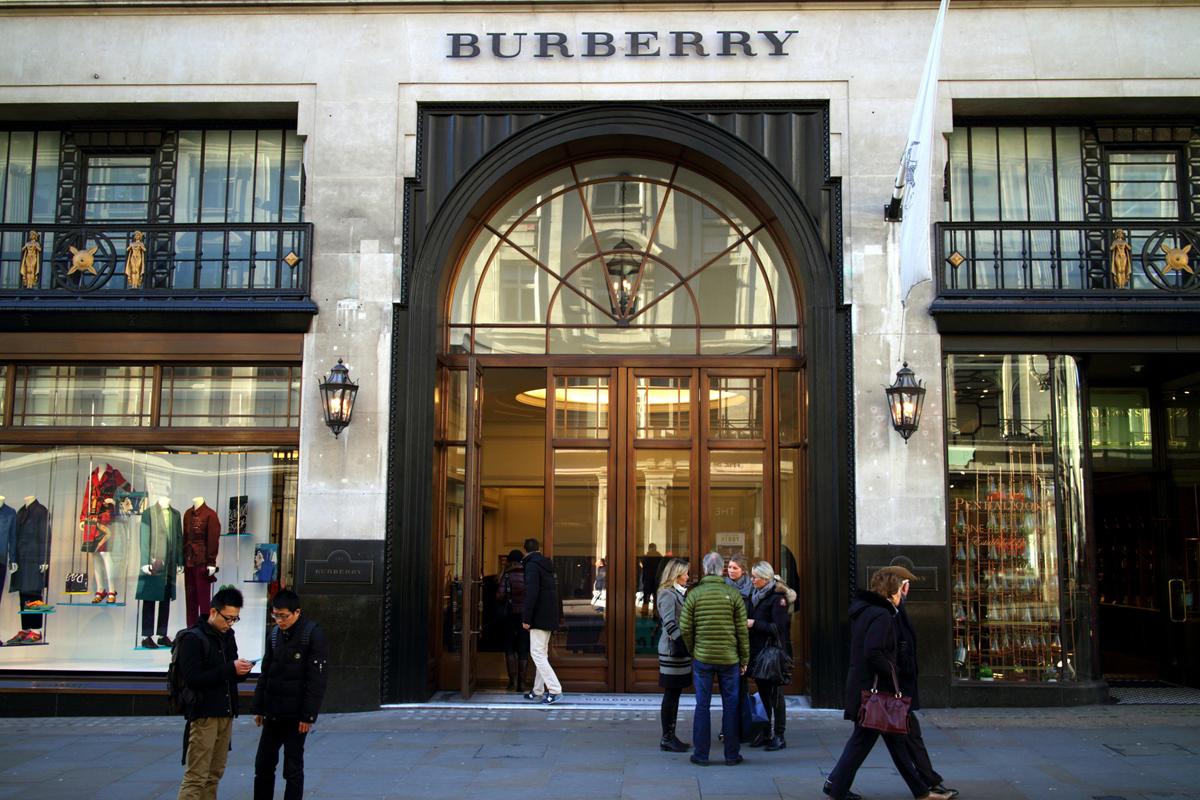 Burberry: 60% av trafiken kommer nu via mobilen