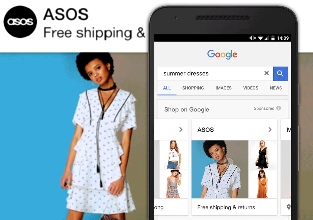 Google lanserar ny annons för breda sökningar