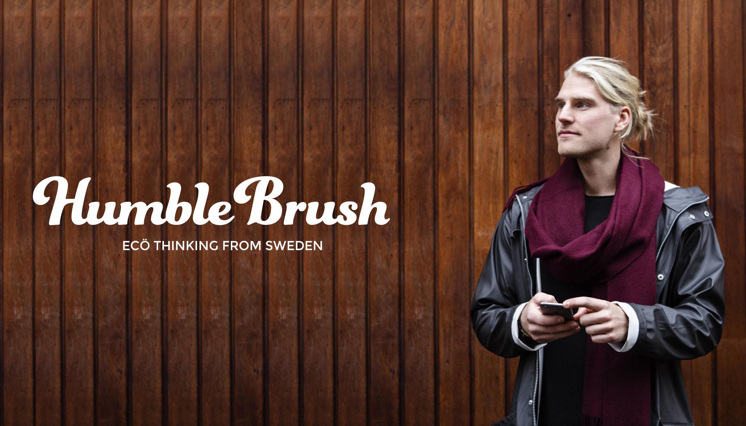 Humble Brush köper upp nystartade Tandborstogram