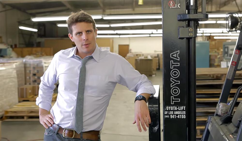 Gillette-utmanaren Dollar Shave Club såld för $1 miljard