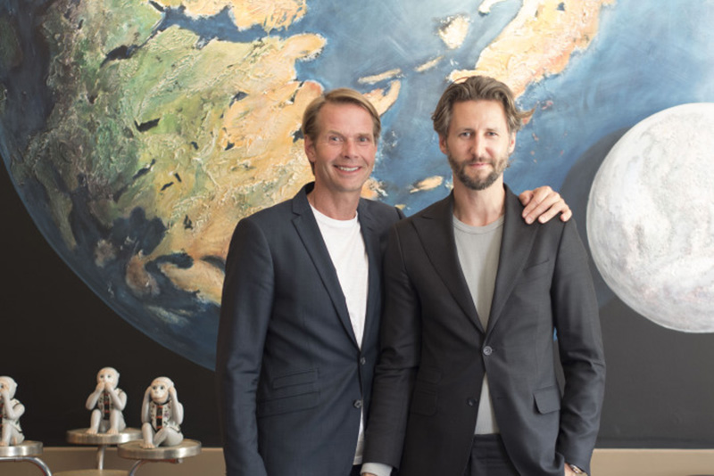 Oscar Arrsjös e-handel tar in 2 miljoner kronor