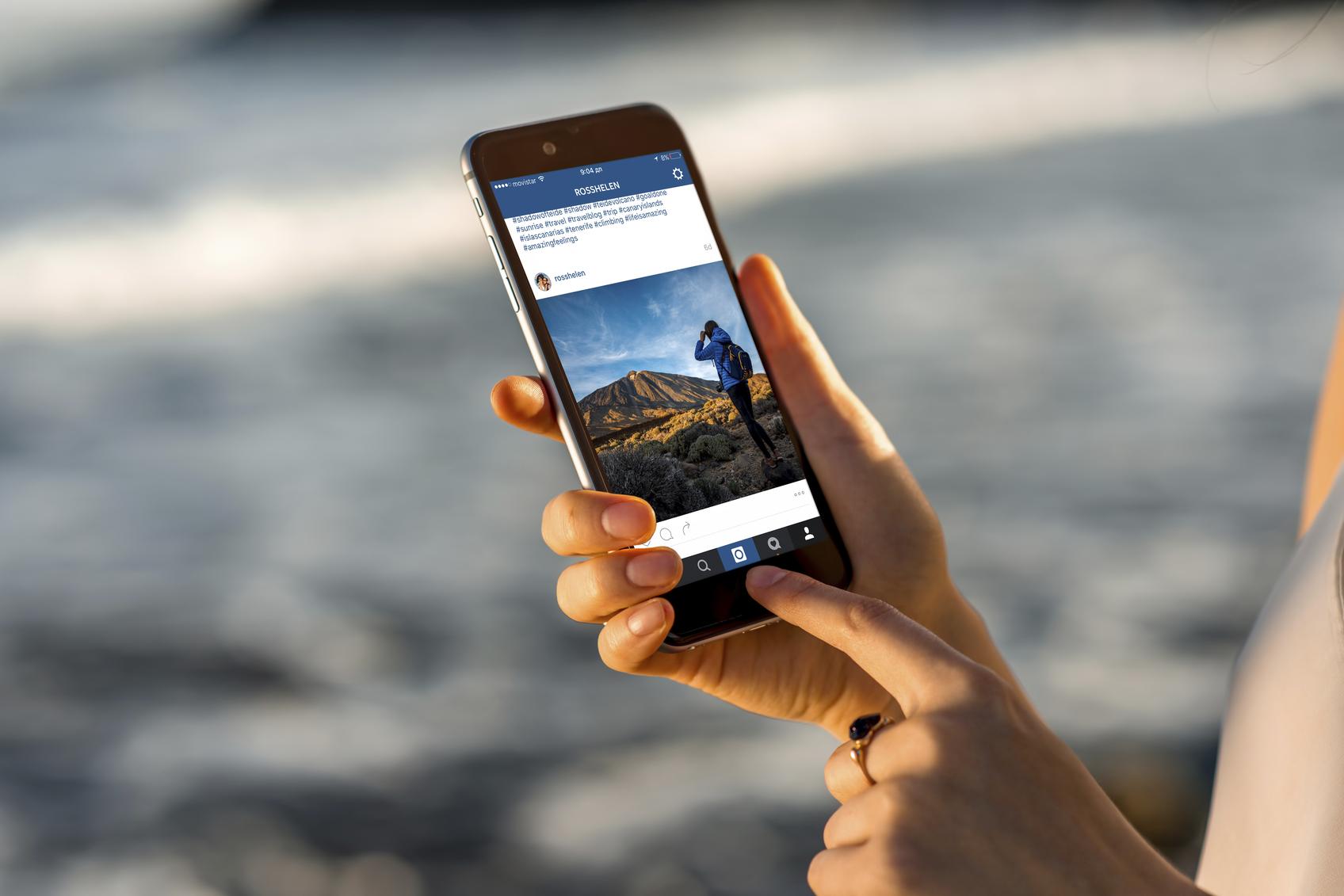 Instagram kopierar Snapchat med filmer som försvinner