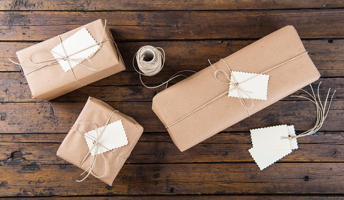 En snygg förpackning kan öka din försäljning