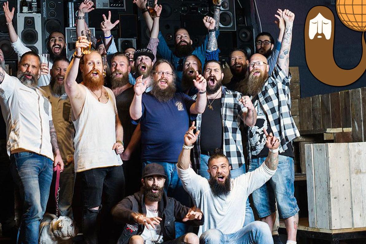 Kundkontakt och mingel när Beardshop.se fixar skäggfest