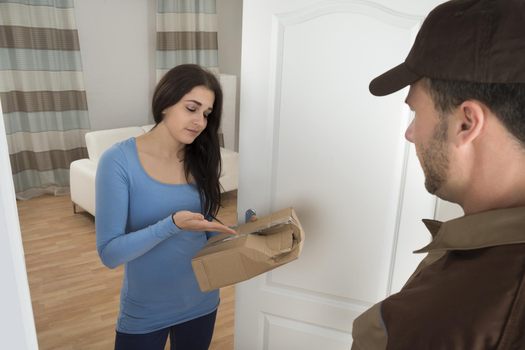 Varor saknades vid leverans - PostNord lade ner anmälan