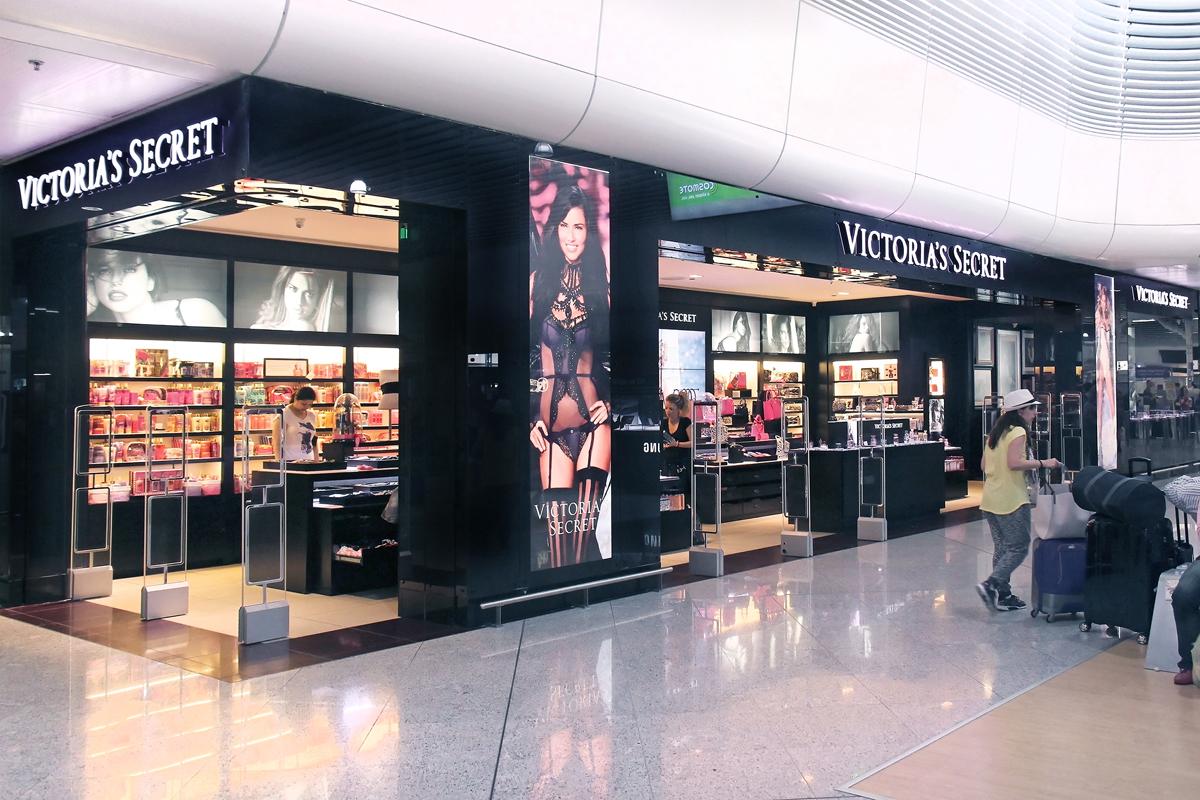 En femtedel av Victoria's Secrets försäljning nu på nätet