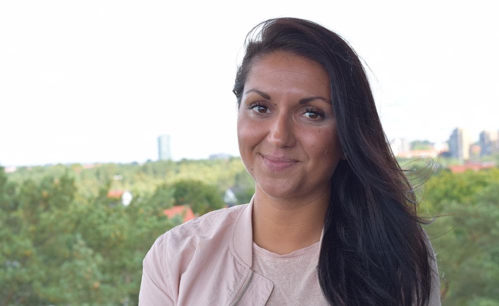Möt Talisa Tibblin - Den nya stjärnan på Ehandel.se