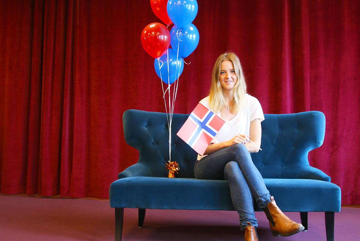 Partykungen öppnar i Norge på sin resa ut i världen
