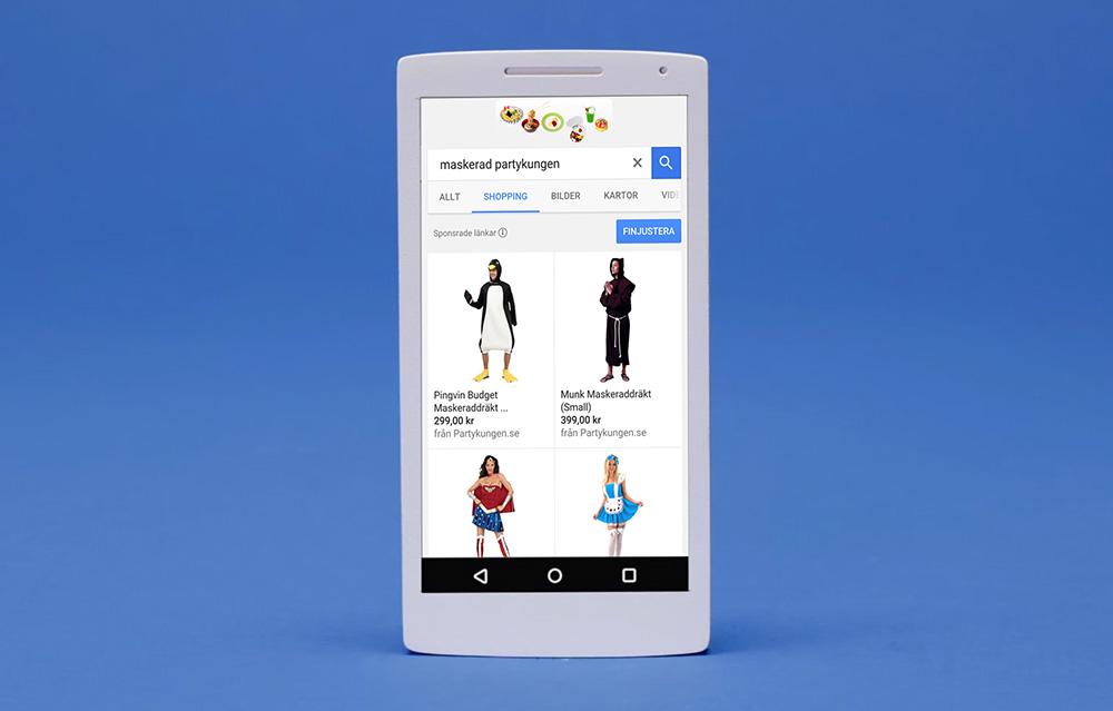 Jämförelsetjänsterna utmanas nu av Google