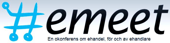 Ett meddelande ifrån arrangörerna: Du är #emeet