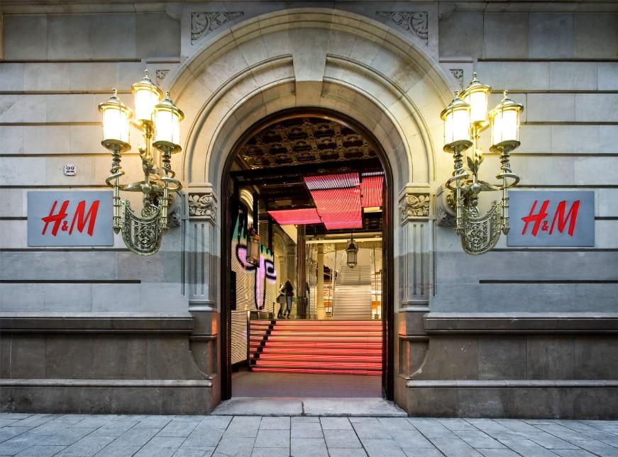 """H&M planerar """"fortsatt snabb"""" utrullning av e-handeln 2017"""