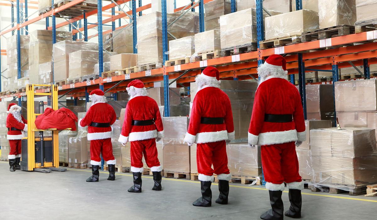 Svensk julhandel får konkurrens från utlandet