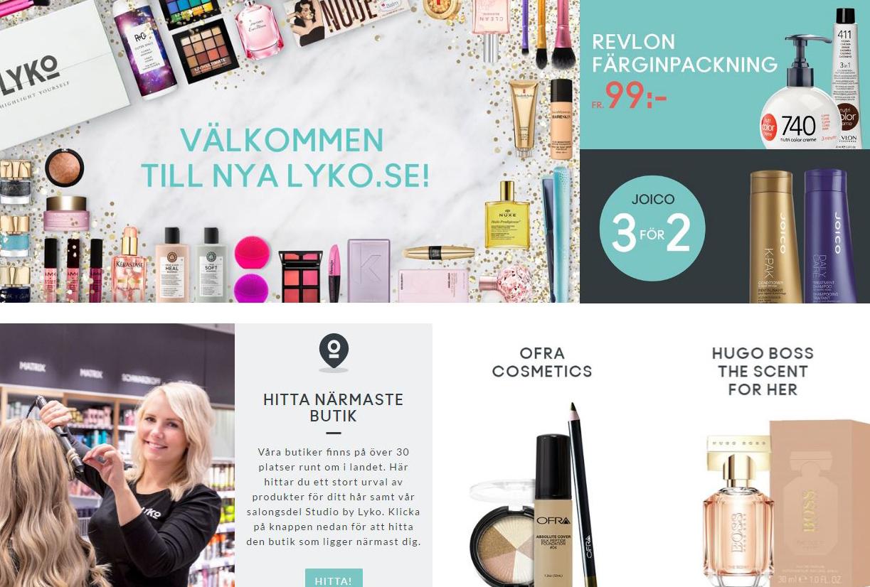 """Premiär för nya LYKO.se: """"Det går extremt snabbt"""""""