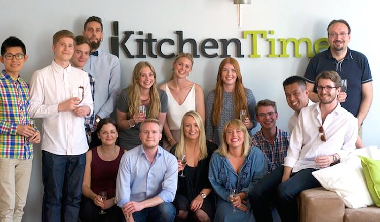KitchenTime siktar på miljarden med nytt uppköp