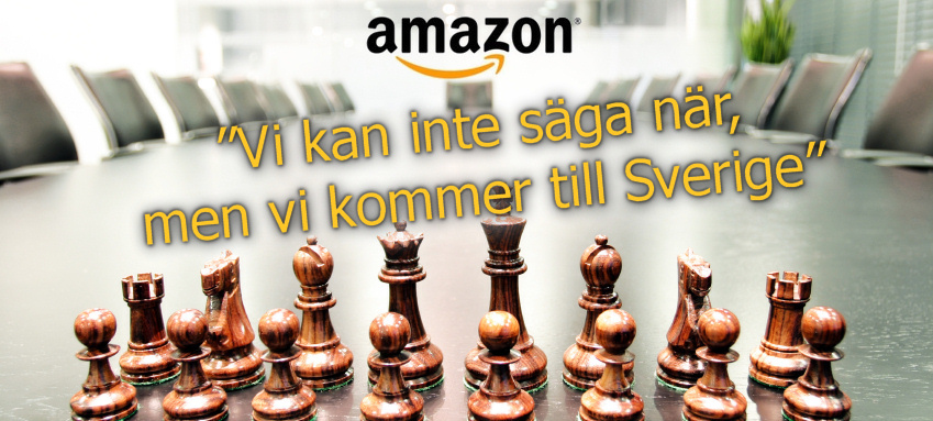Amazon svarar på om de kommer till Sverige