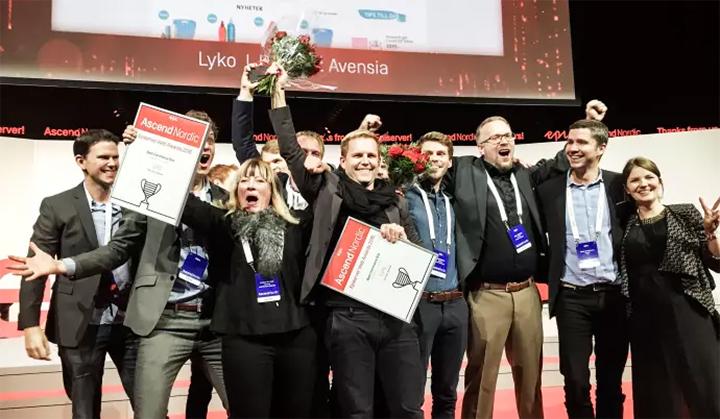 Lyko blev årets e-handel och Nordens bästa webbsajt