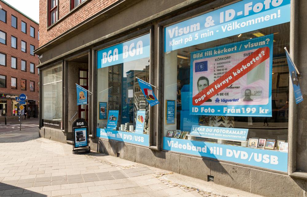 BGA Fotobutik satsar på omnikanal i Norge