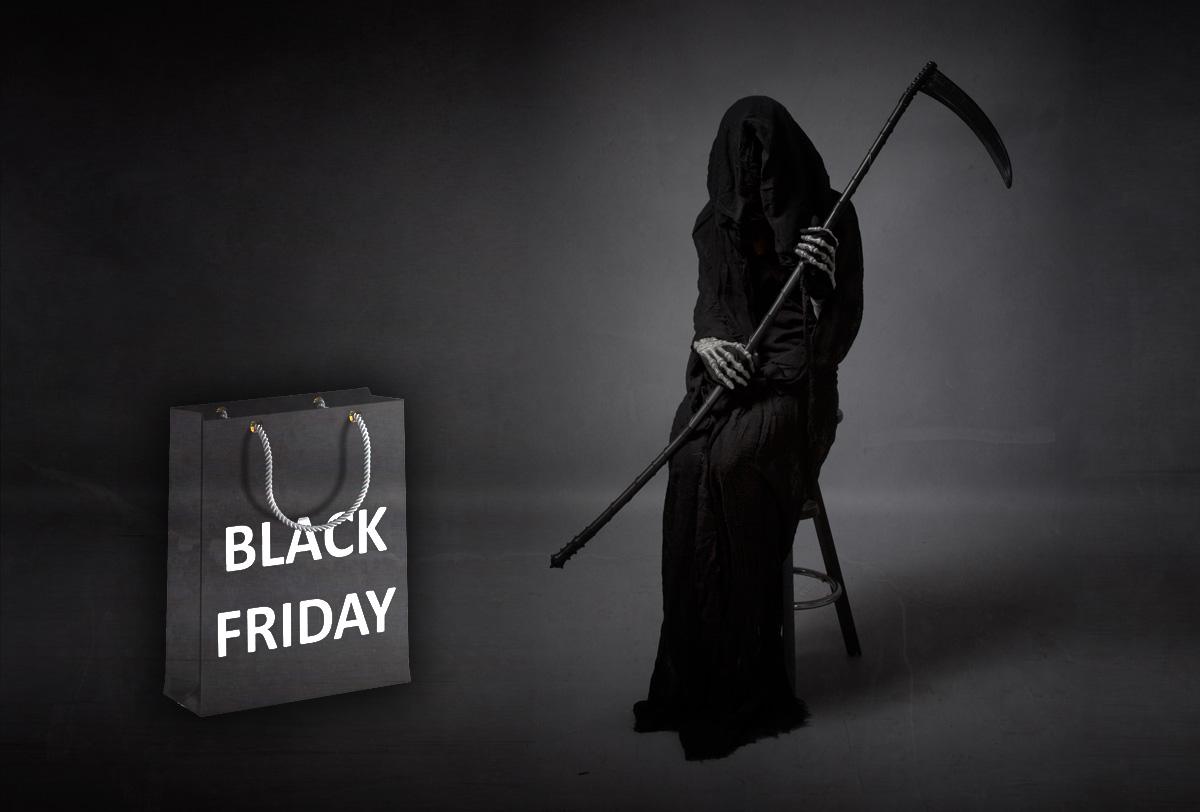 Håller e-handlarna på att döda Black Friday?