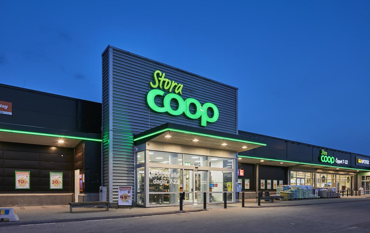 Coop vill öppna flera darkstores