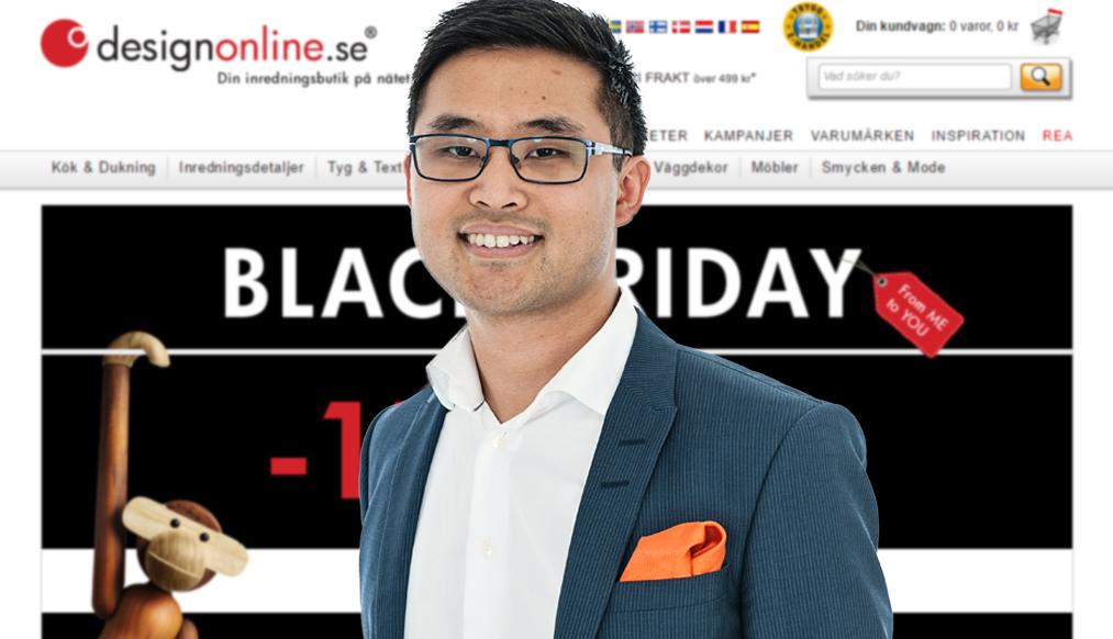 Bank Bergström ny VD för Designonline