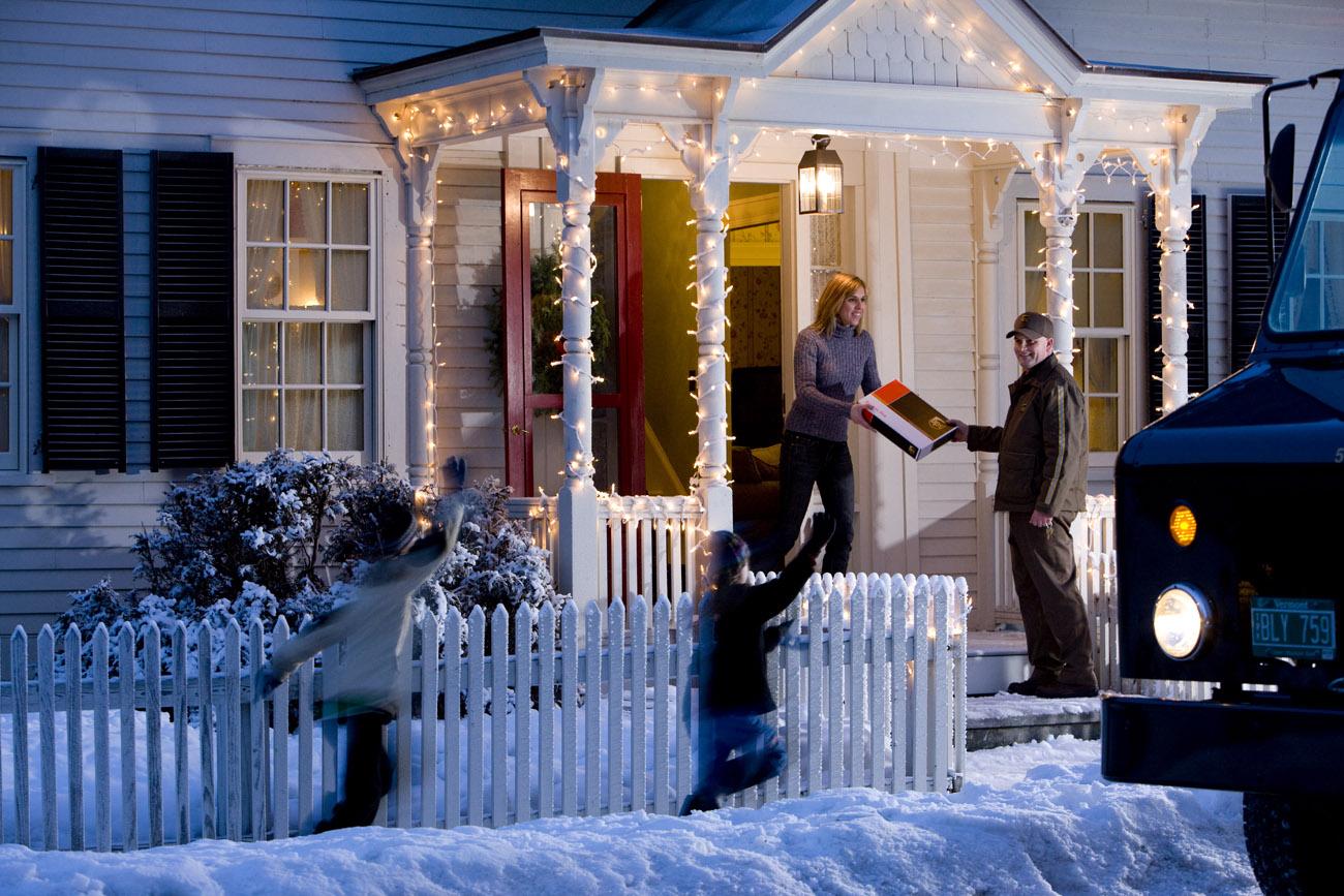 UPS decemberuppdrag: 700 miljoner paket före nyår