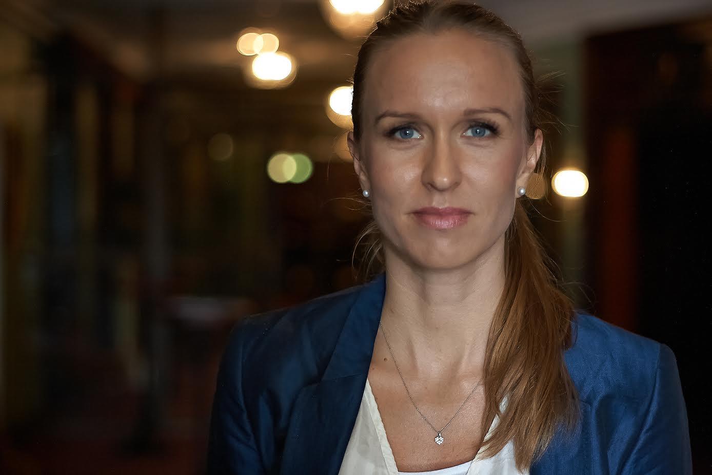 """Sarah Wittbom lämnar: """"Känner mig oerhört stolt"""""""